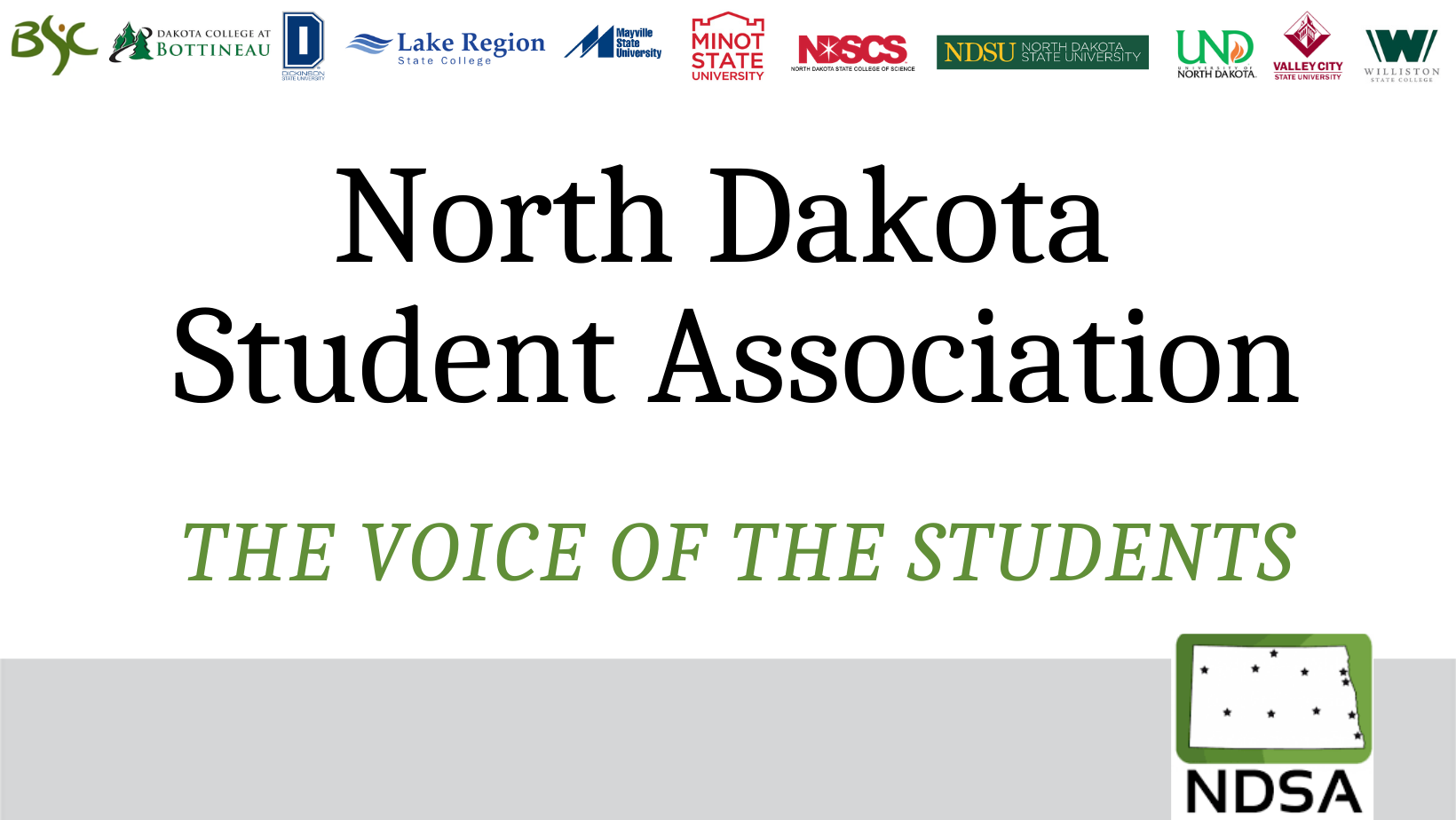 North Dakota Student Association
